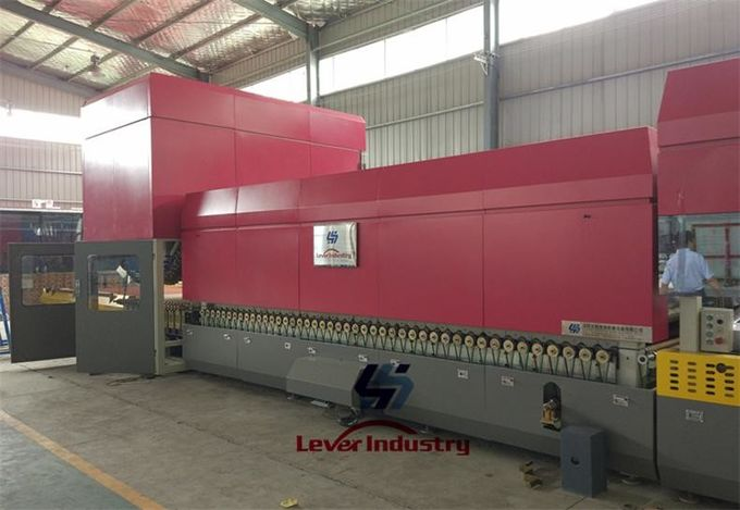 Flat & Bent Kaca Tempering Furnace Tempered Glass Membuat Mesin